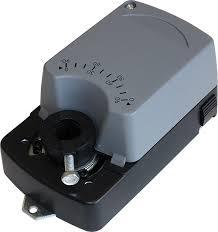 Servomotore modulante a 24 V 4 Nm per serrande di regolazione fino a 1 mq