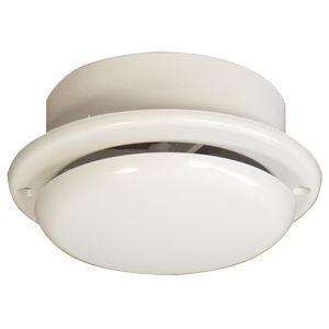 Valvola di ventilazione in polipropilene diametro 100 mm