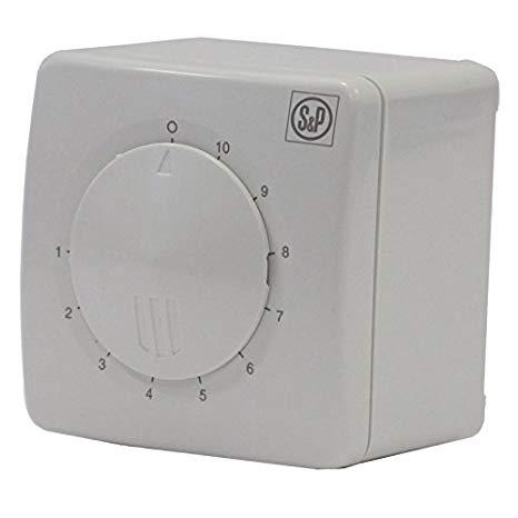 Regolatore elettronico modello REB-1N per ventilatori serie TD fino a grandezza 200