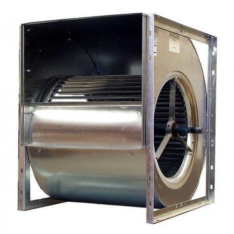 Ventilatore doppia aspirazione rinforzato con albero a trasmissione modello 10/10
