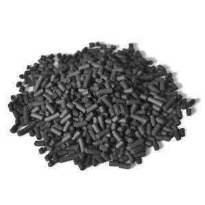 Carbone attivo sfuso tipo A 45  (4 mm) in confezione da 25 kg.
