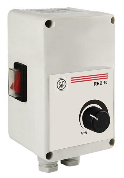 Regolatore di velocità elettronico monofase modello REB-10