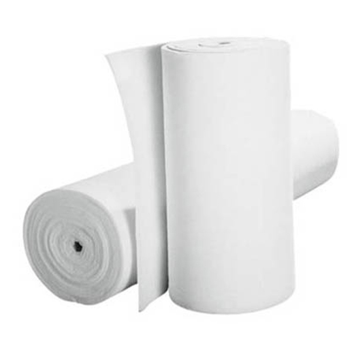 Tessuto filtrante spess. 22 mmrotolo h. 2.000 mm.